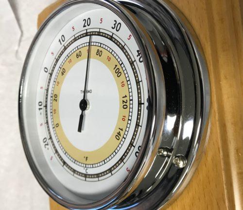 estacion meteorologica interior