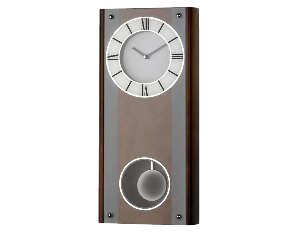 Reloj de pendulo reloj de pared con pendulo cuarzo precioso for Relojes de pared antiguos de pendulo