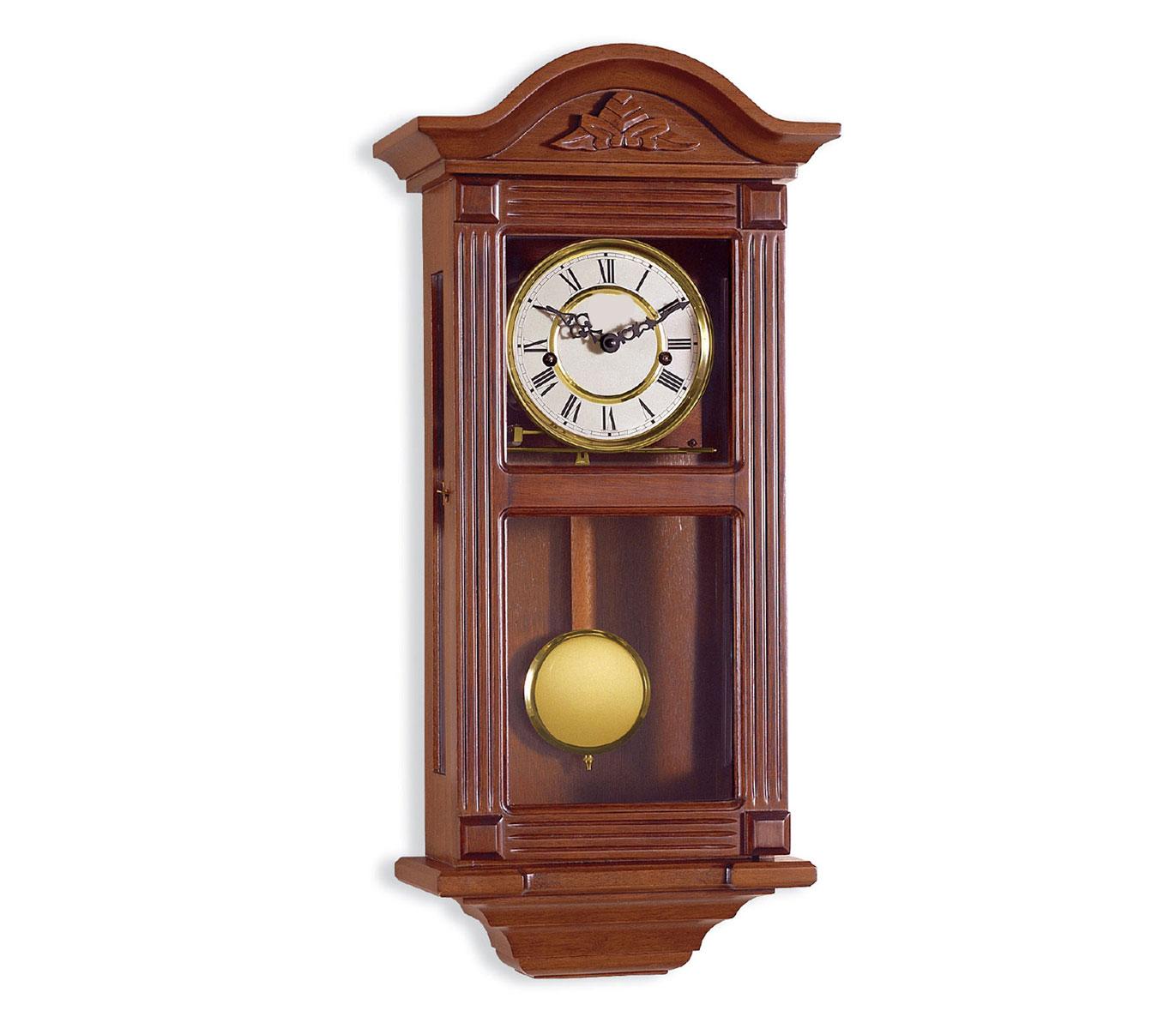 Reloj de pendulo de pared reloj con carrillon maquinaria - Relojes de pared ...
