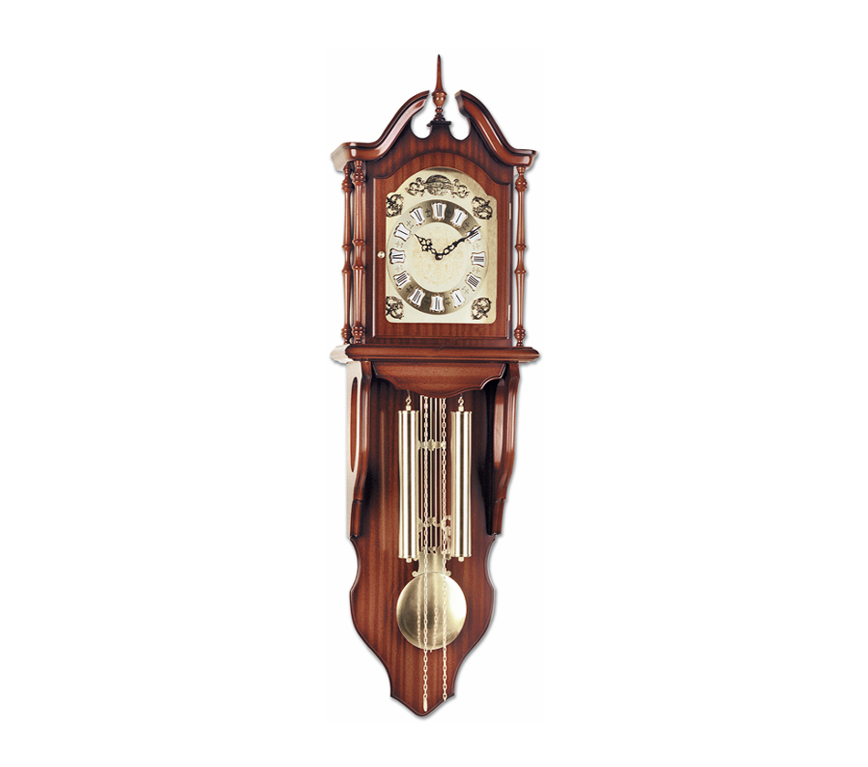Wall clock with pendulum. Chiming clock SARS 96cm ...