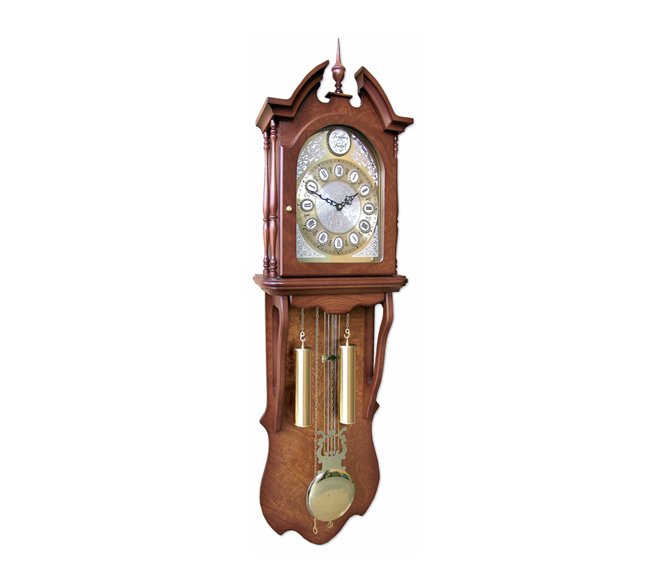 Wall clock with pendulum SARS, 8-day mechanical winding ...